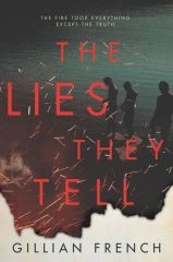 THE LIES THEY TELL cover